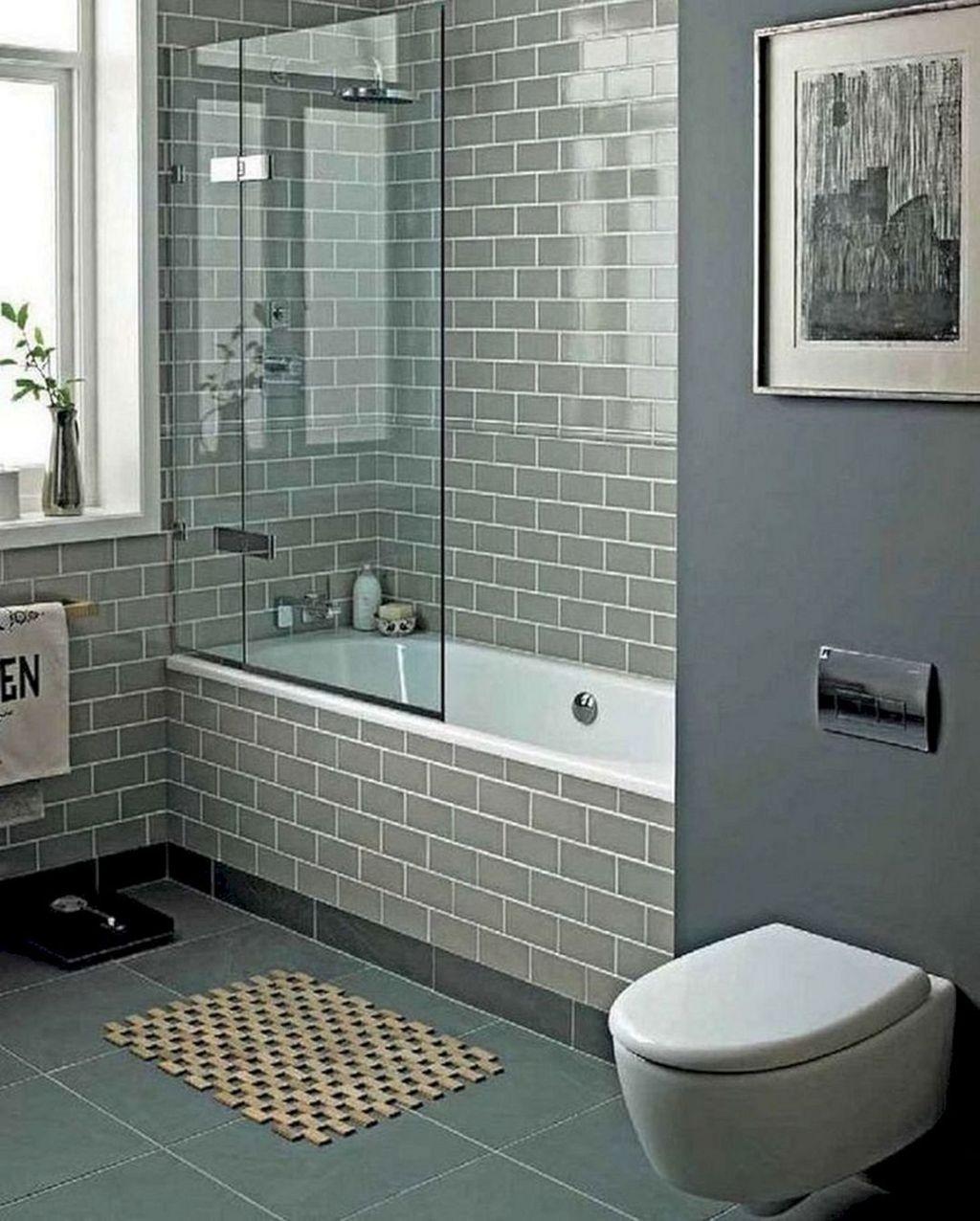 Inspiring Bathroom Tile Ideas 12