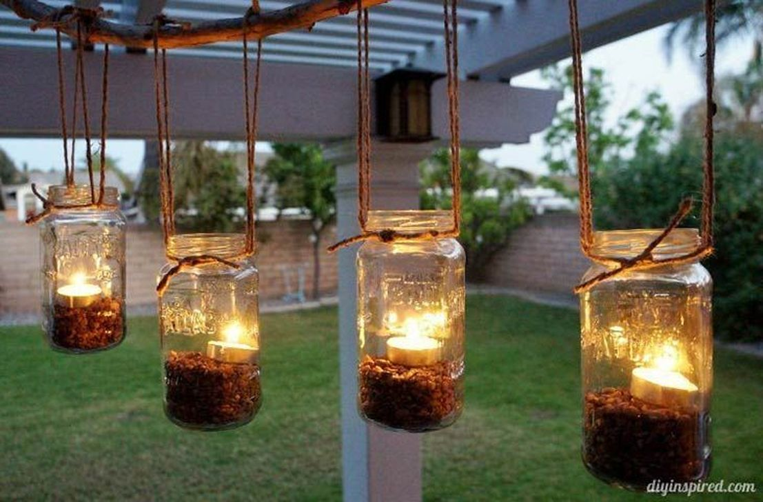 Inspiring Garden Lamps Ideas For Outdoors Decor 09