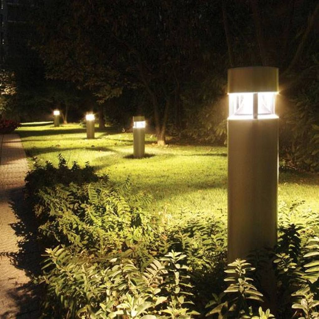 Inspiring Garden Lamps Ideas For Outdoors Decor 31