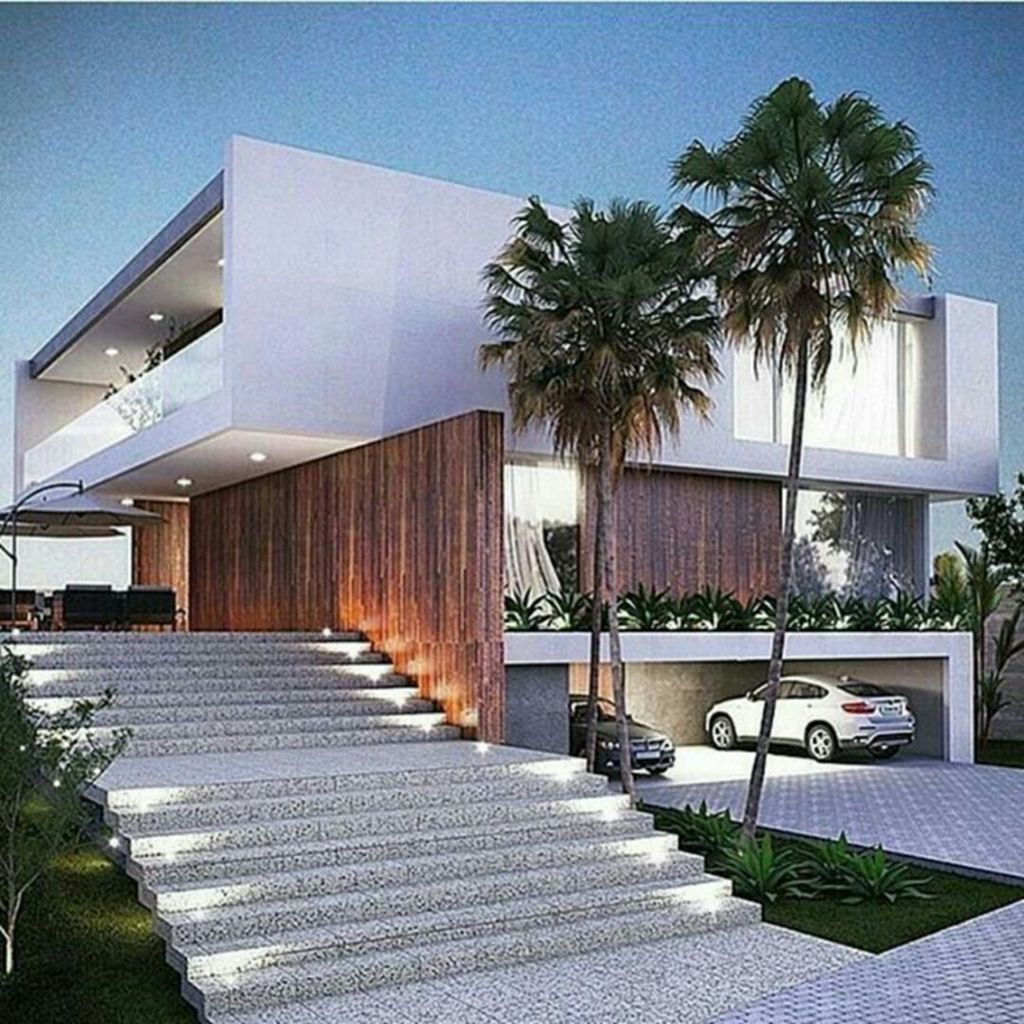 Inspiring Modern House Architecture Design Ideas 27