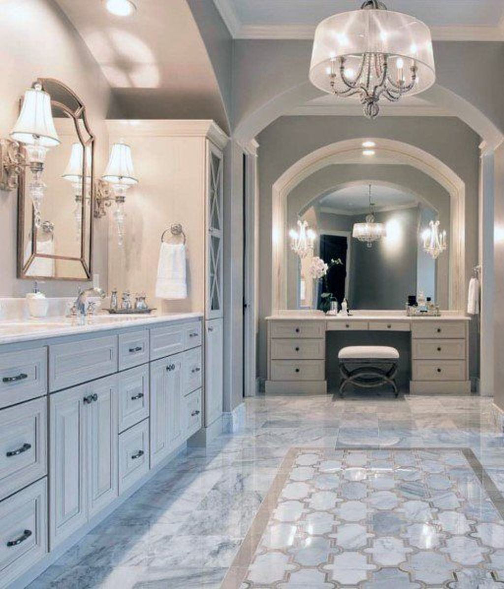 Luxury Bathroom Design And Decor Ideas 03