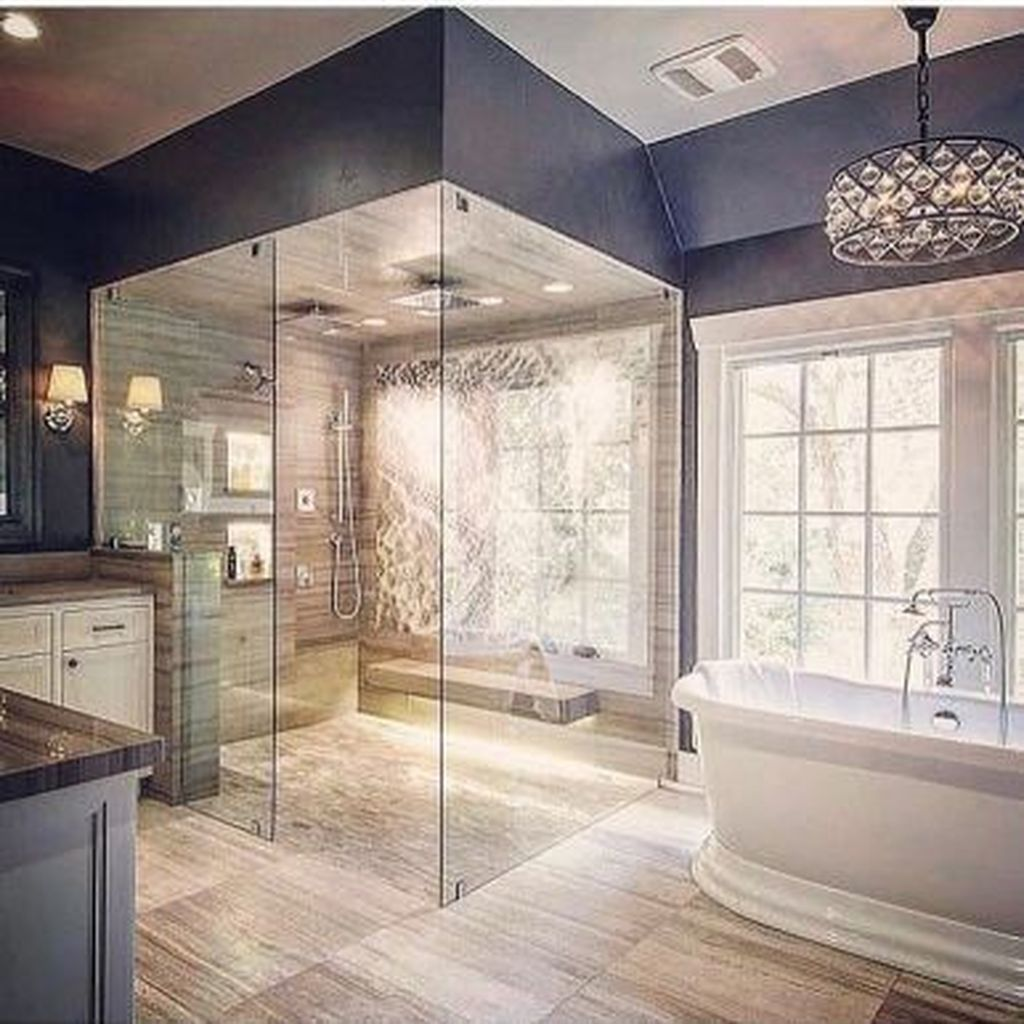 Luxury Bathroom Design And Decor Ideas 14