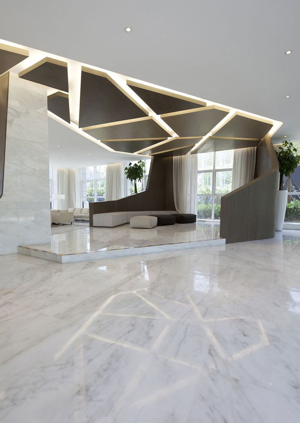 Nice Living Room Ceiling Lights Design Ideas 24
