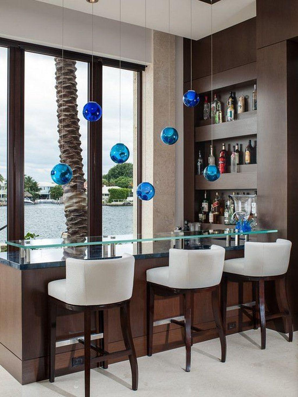 Popular Small Home Bar Design Ideas 01 1