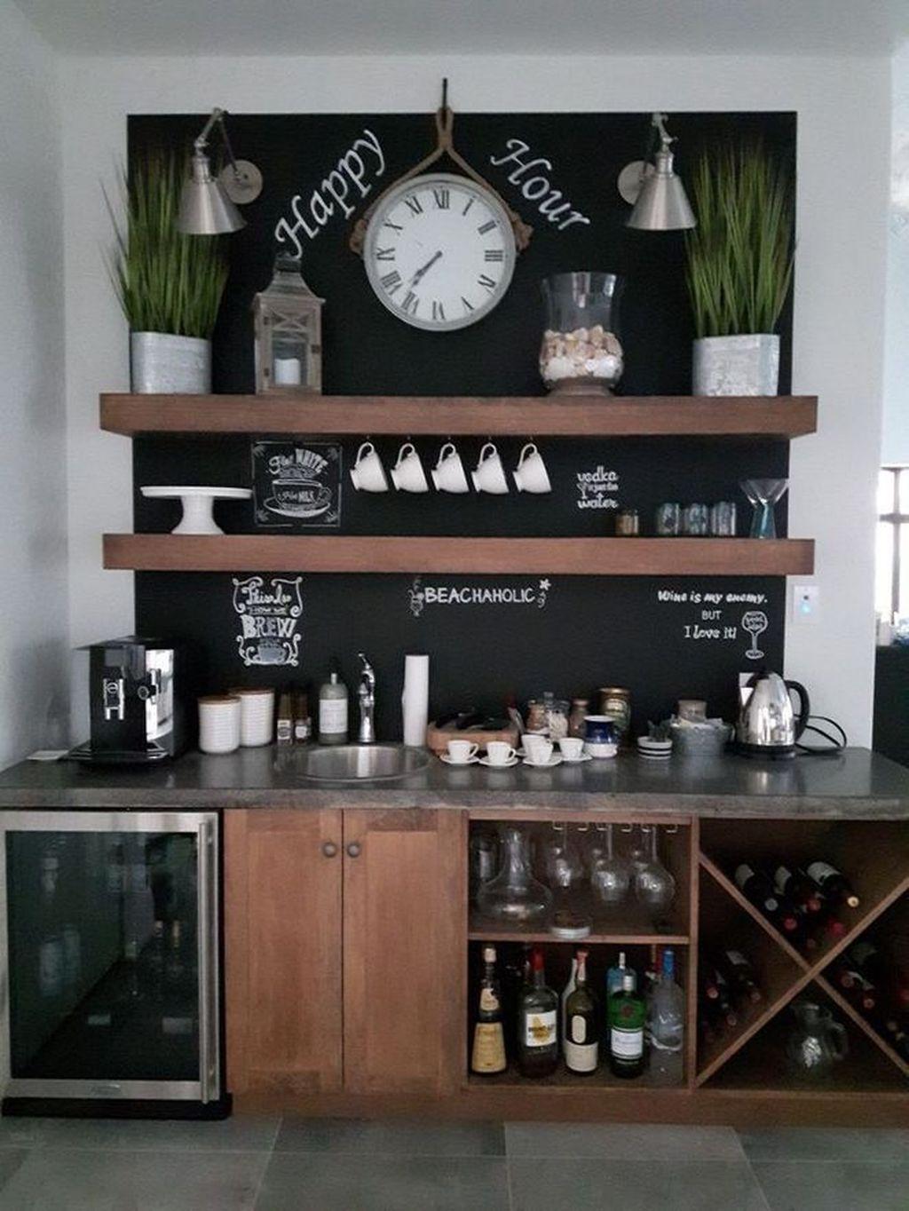 Popular Small Home Bar Design Ideas 09 1