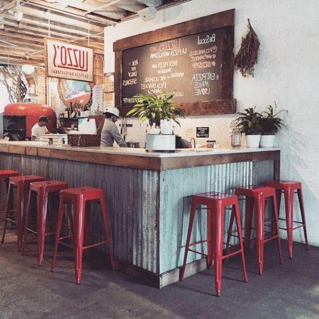 Popular Small Home Bar Design Ideas 11 1