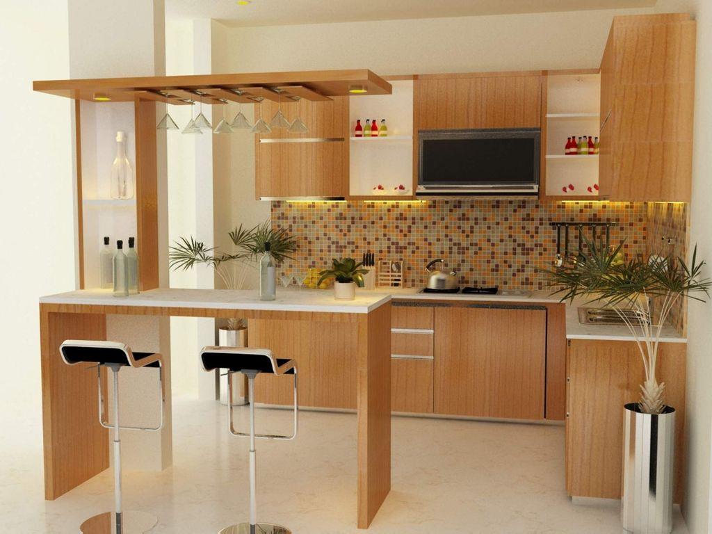 Popular Small Home Bar Design Ideas 19 1