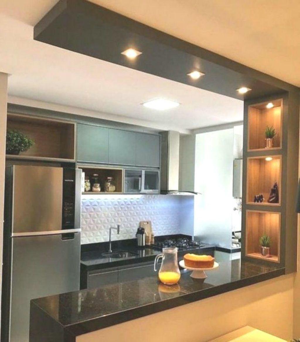 Popular Small Home Bar Design Ideas 28 1