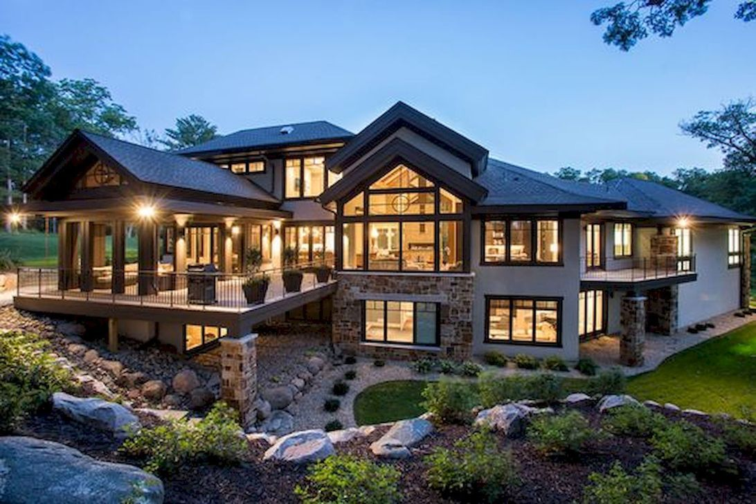 The Best Home Architecture Exterior Design Ideas 08