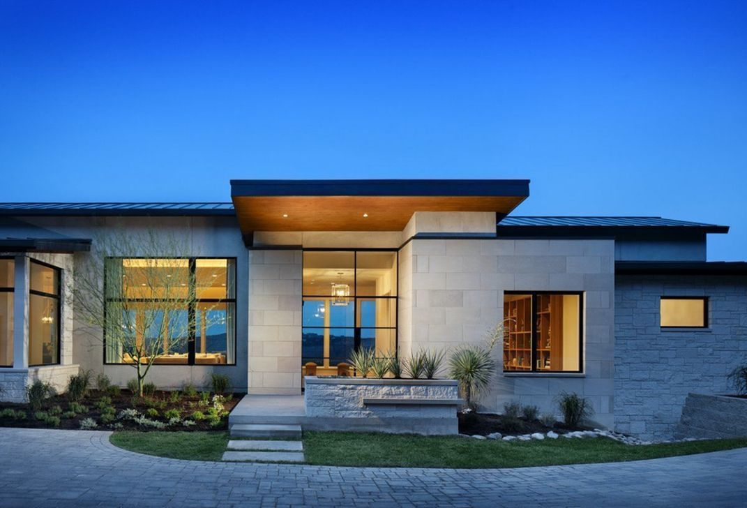 The Best Home Architecture Exterior Design Ideas 19