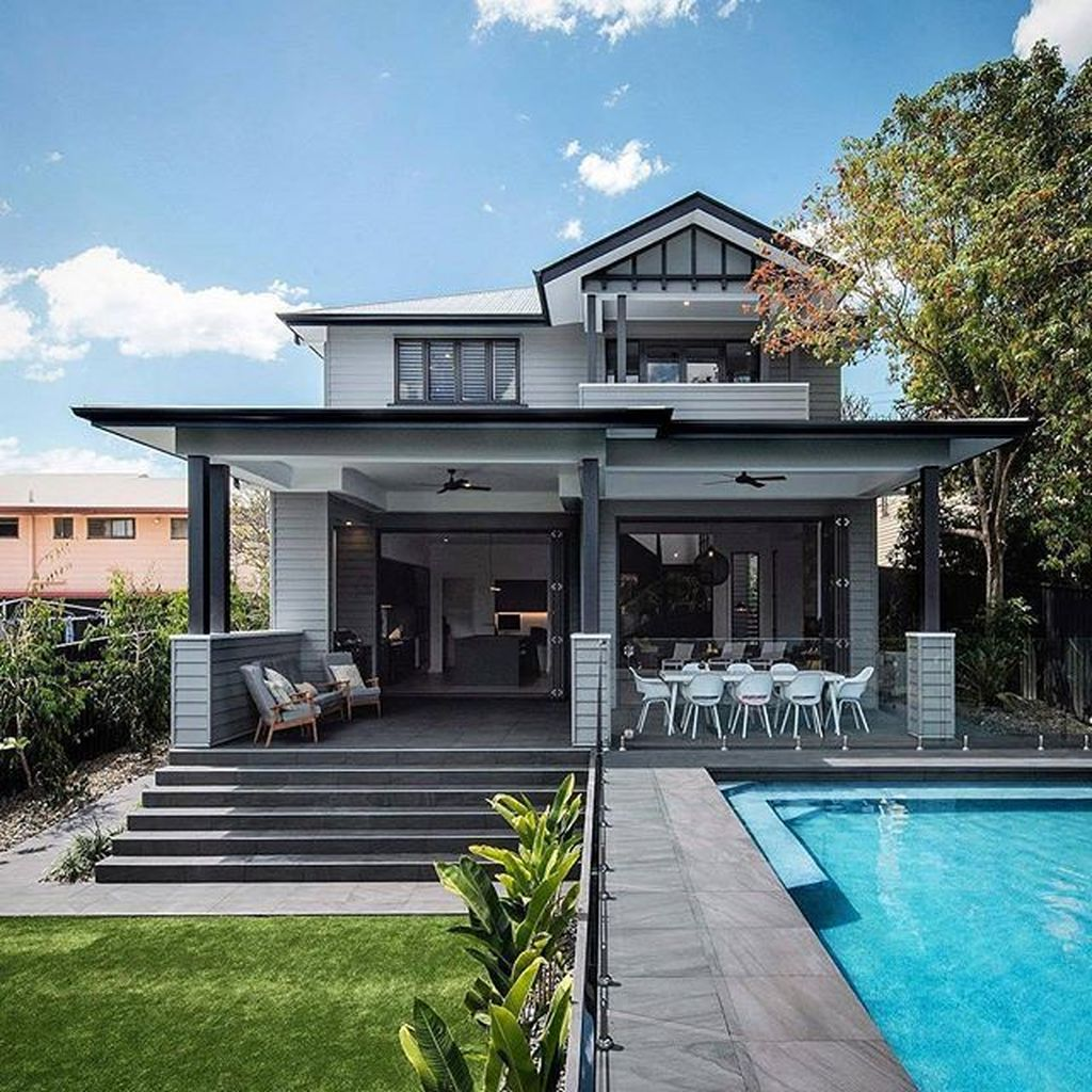 The Best Home Architecture Exterior Design Ideas 33