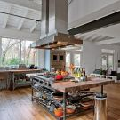 The Best Industrial Kitchen Design Ideas 02