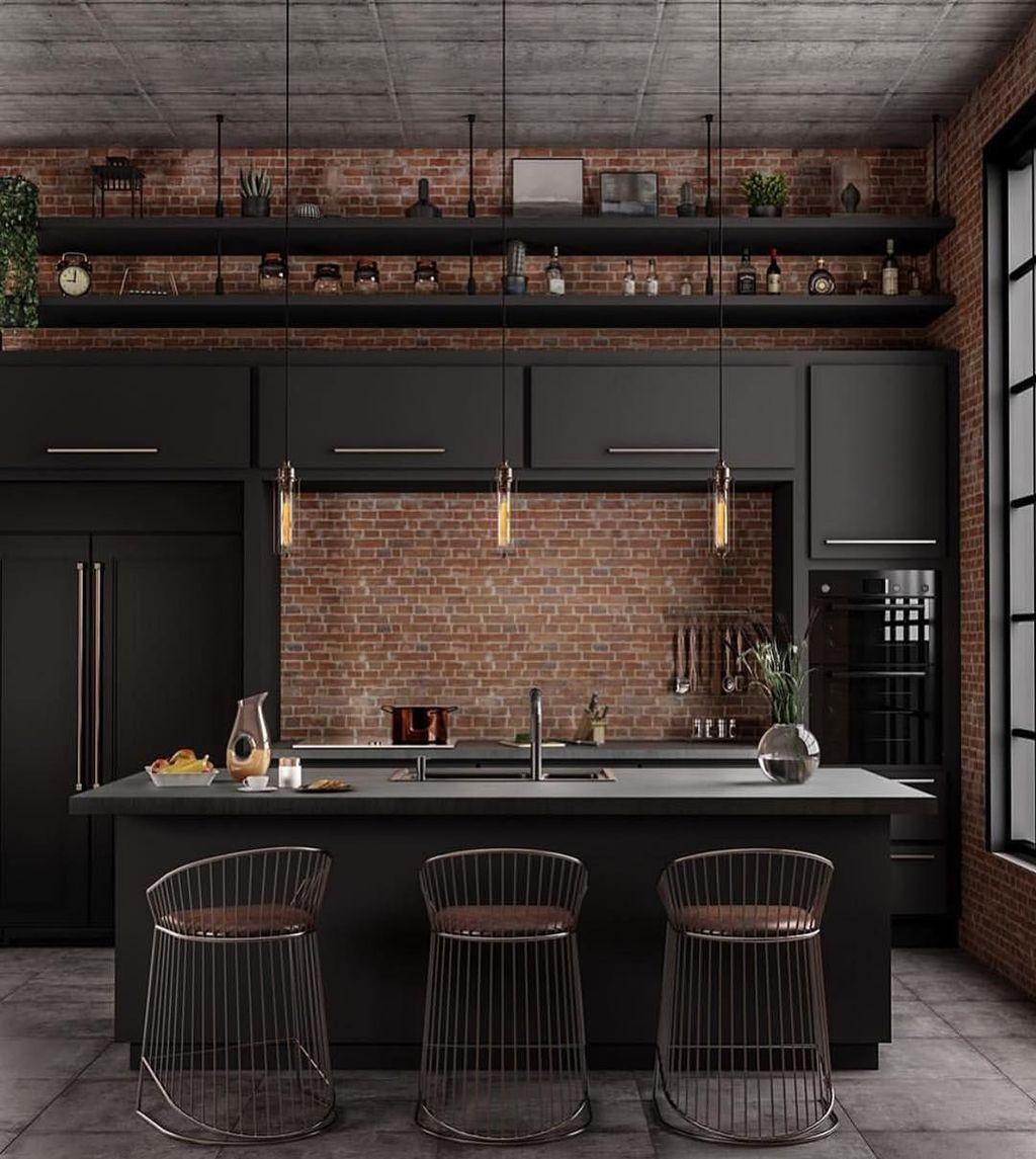 32 The Best Industrial Kitchen Design Ideas Magzhouse