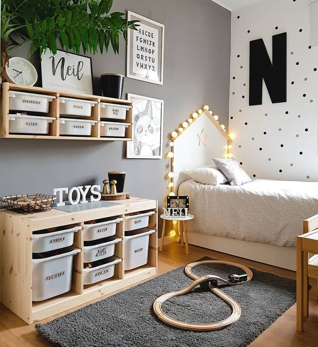 Amazing Kids Bedroom Decoration Ideas 07