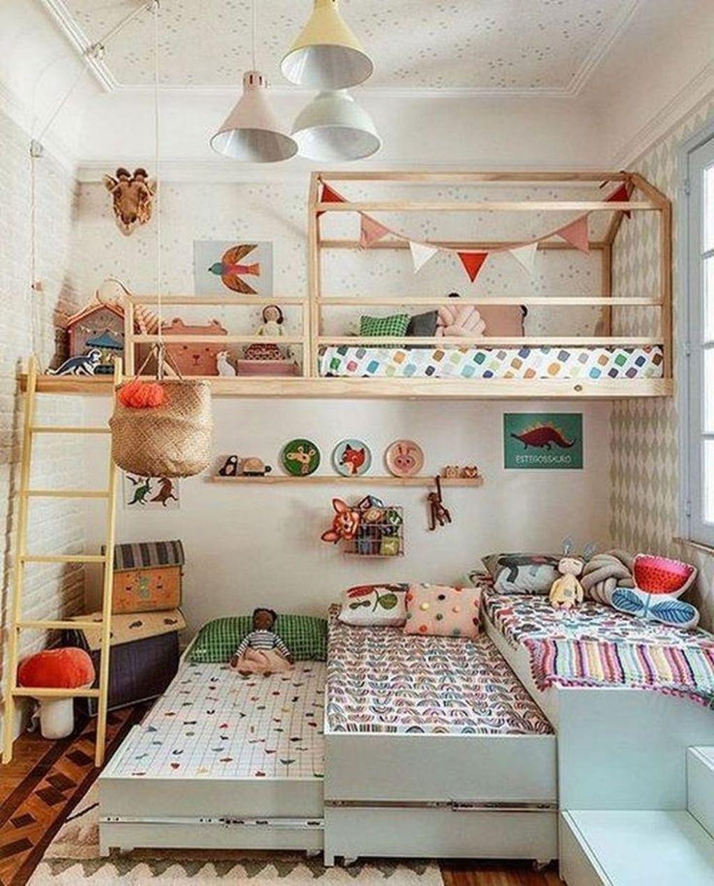 Amazing Kids Bedroom Decoration Ideas 19