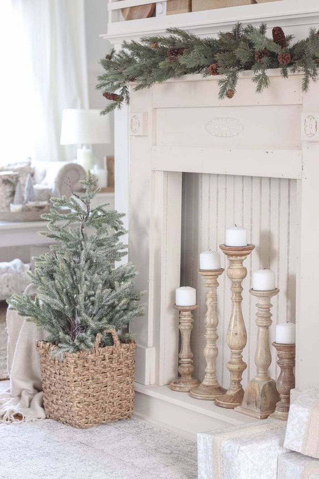 Fabulous Winter Home Decor Ideas 26