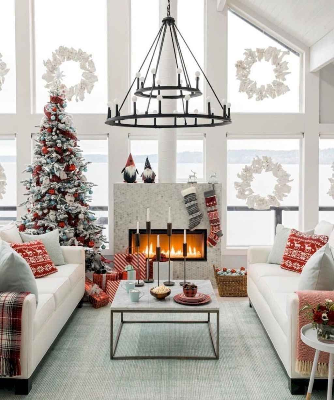 Fabulous Winter Living Room Decor Ideas 10