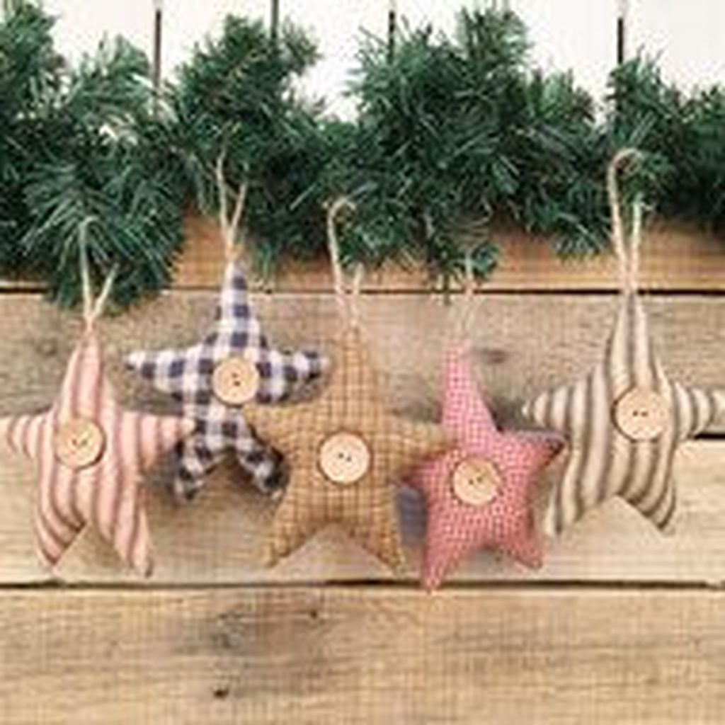 Nice Christmas Rustic Ornaments For Home Decoration 10