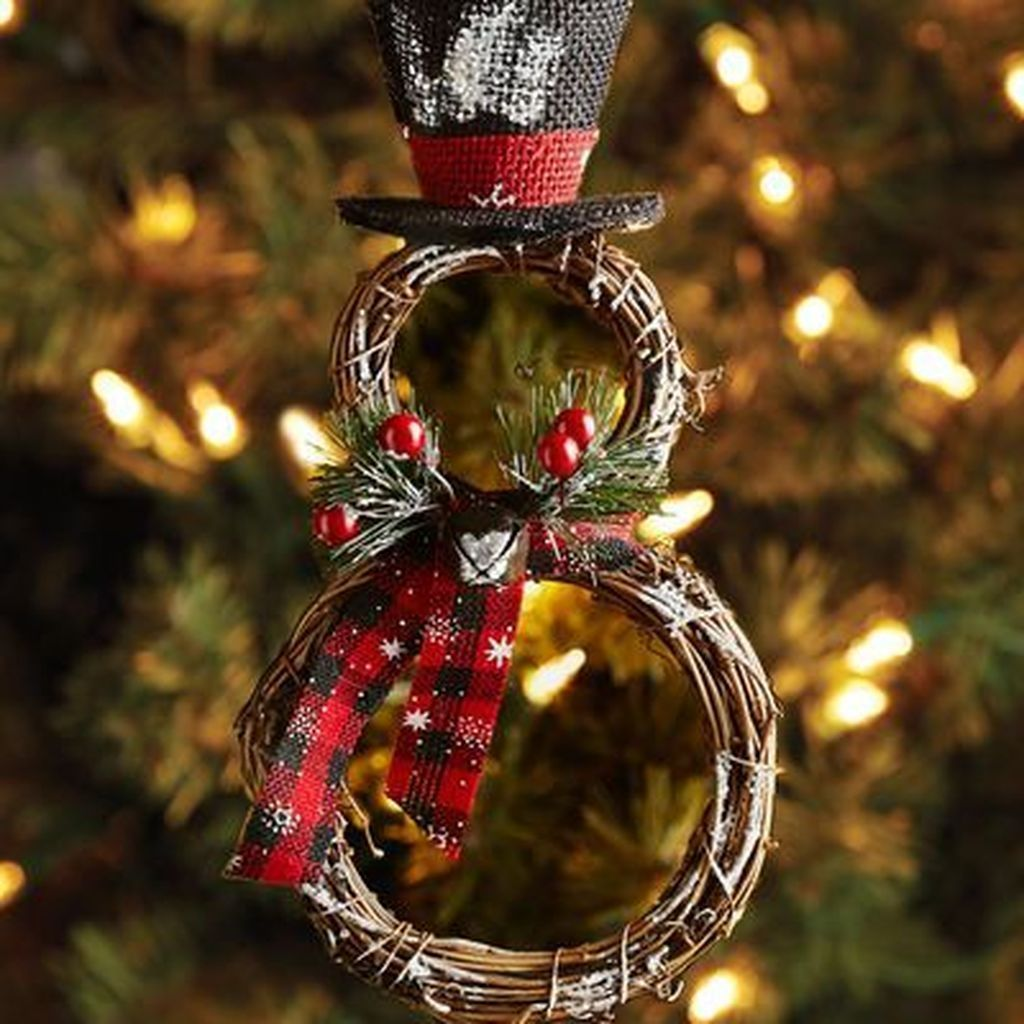 Nice Christmas Rustic Ornaments For Home Decoration 18