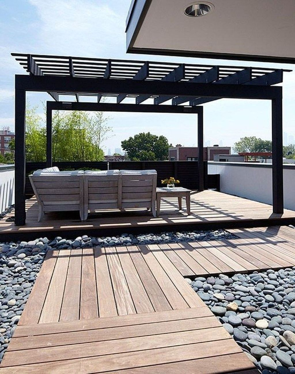 Nice Rooftop Terrace Design Ideas 16