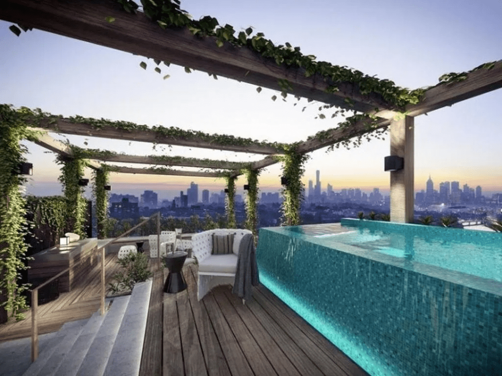 Nice Rooftop Terrace Design Ideas 18