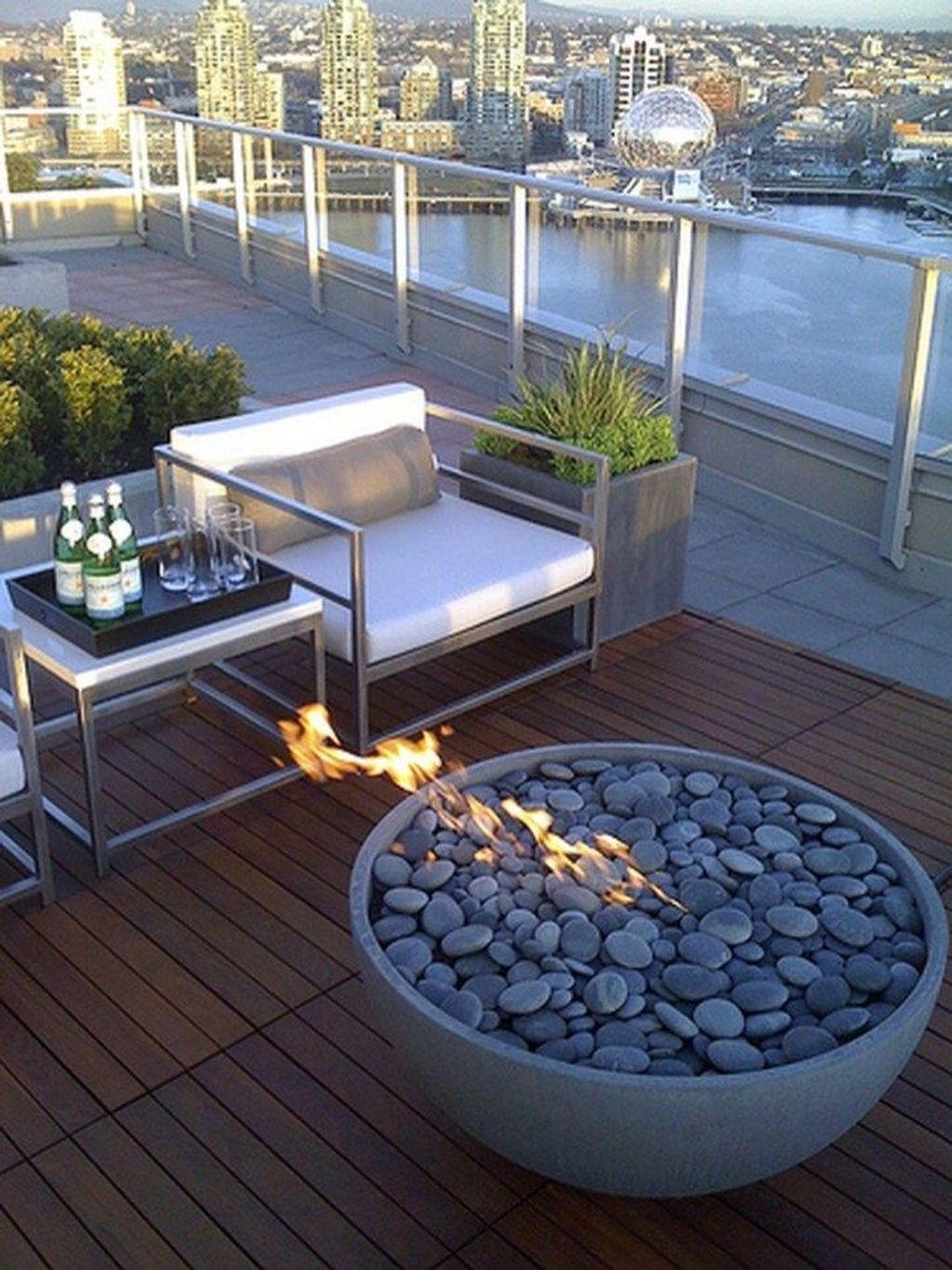 Nice Rooftop Terrace Design Ideas 24