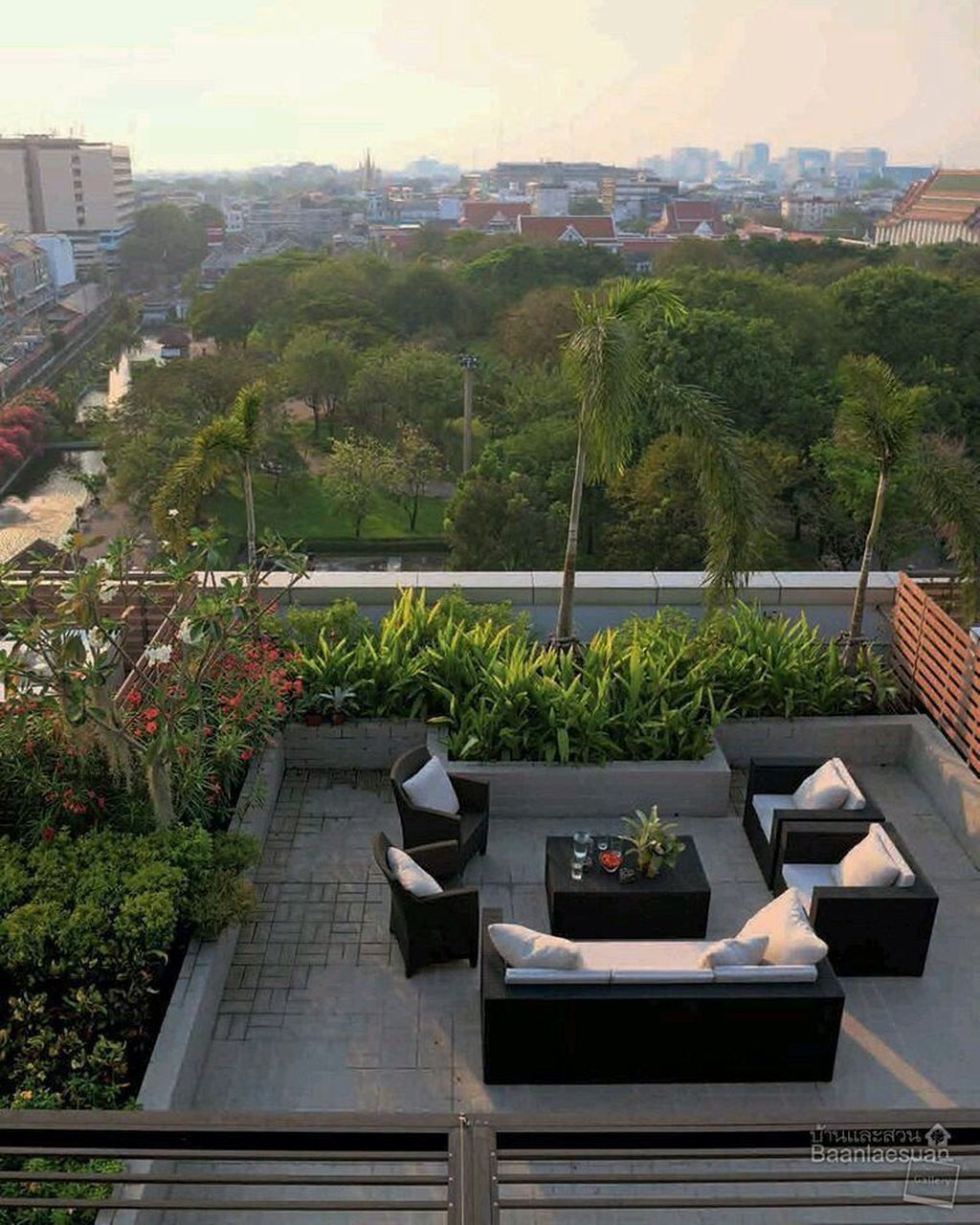 Nice Rooftop Terrace Design Ideas 32