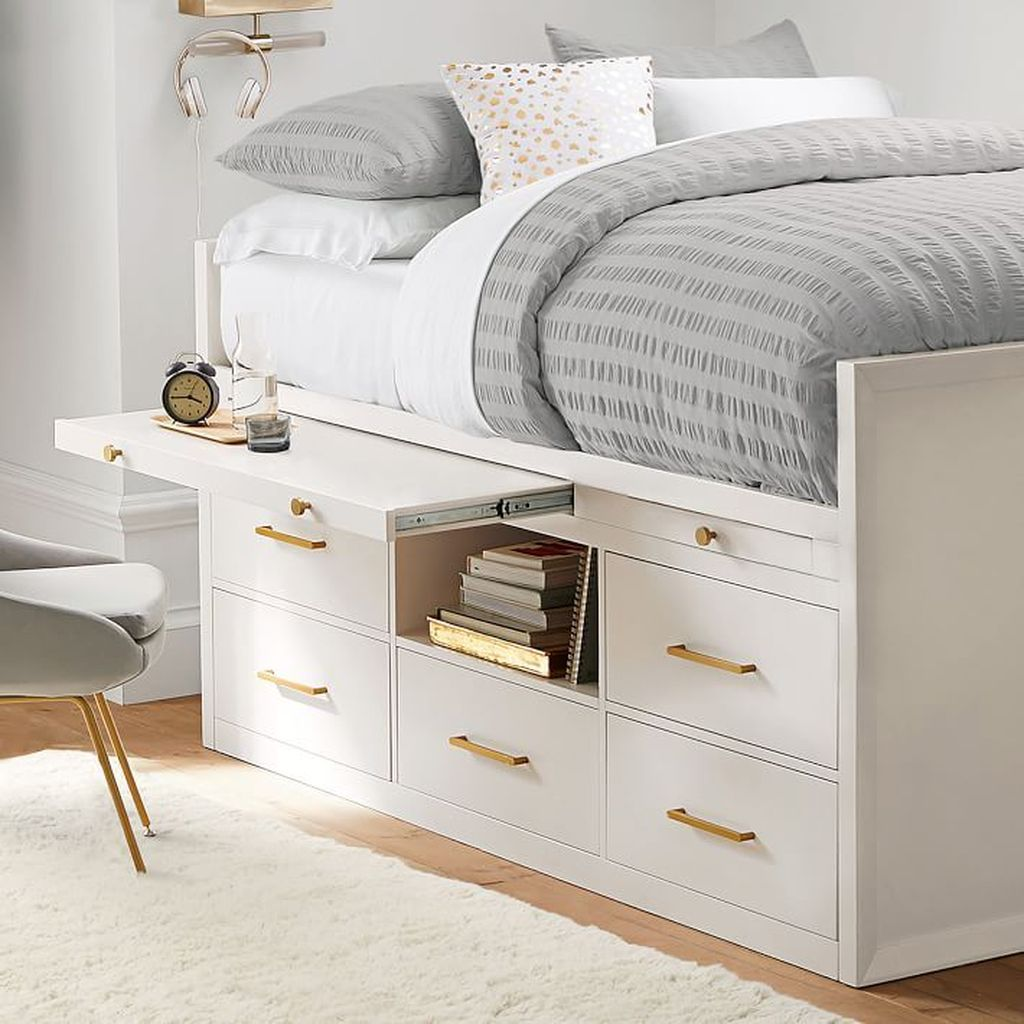Stunning Bedding Ideas For Cozy Bedroom 05