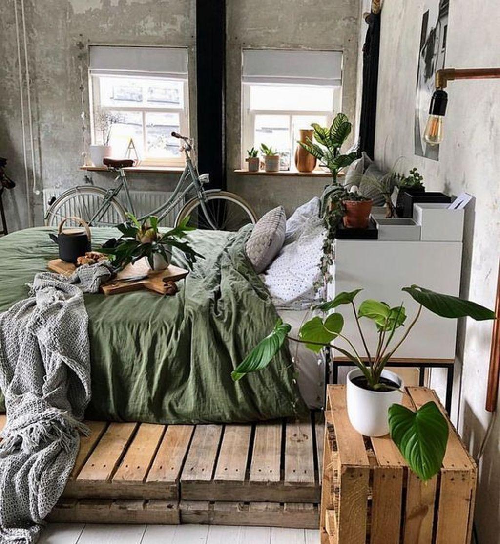 Stunning Bedding Ideas For Cozy Bedroom 20