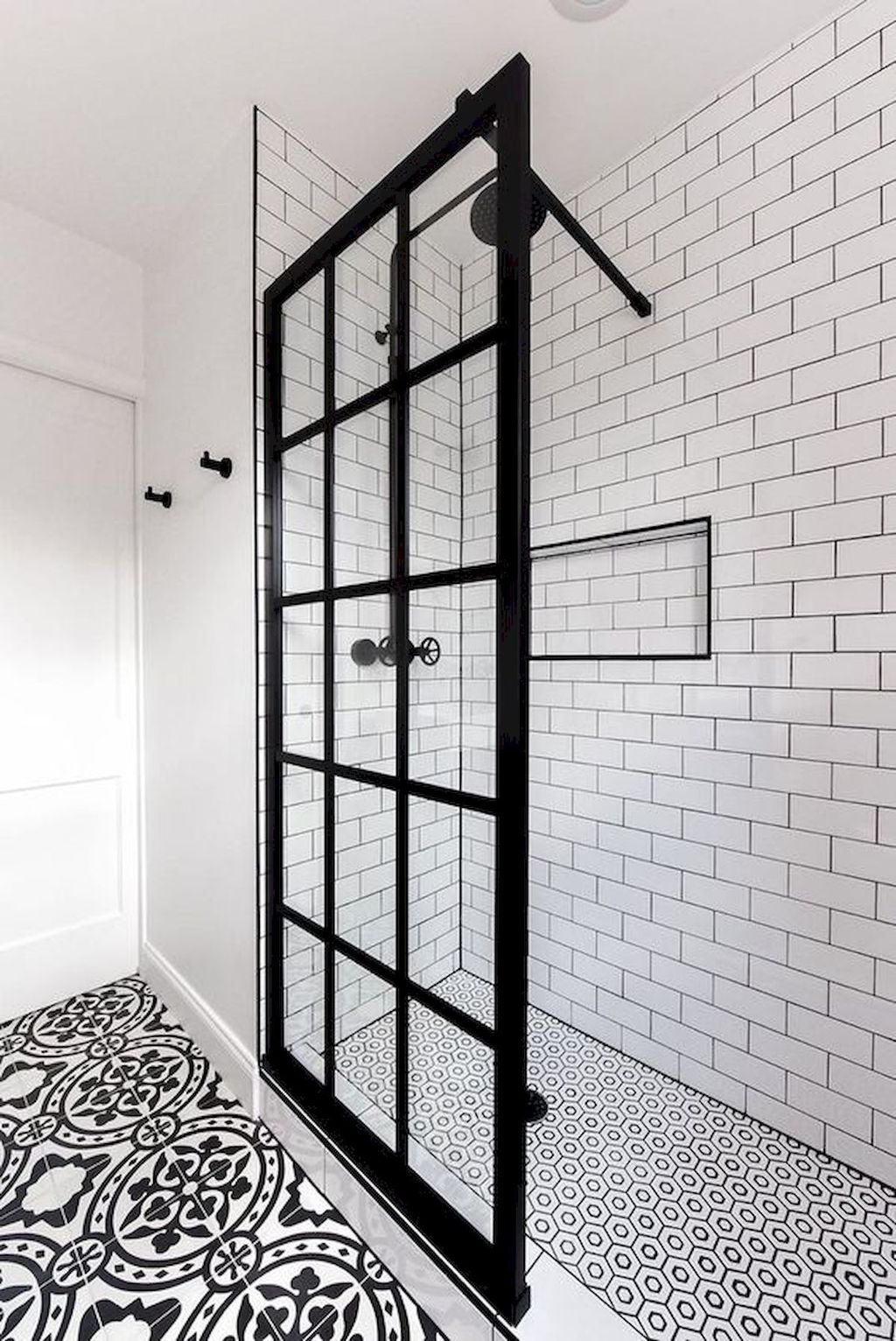 Stunning Industrial Bathroom Design Ideas 10