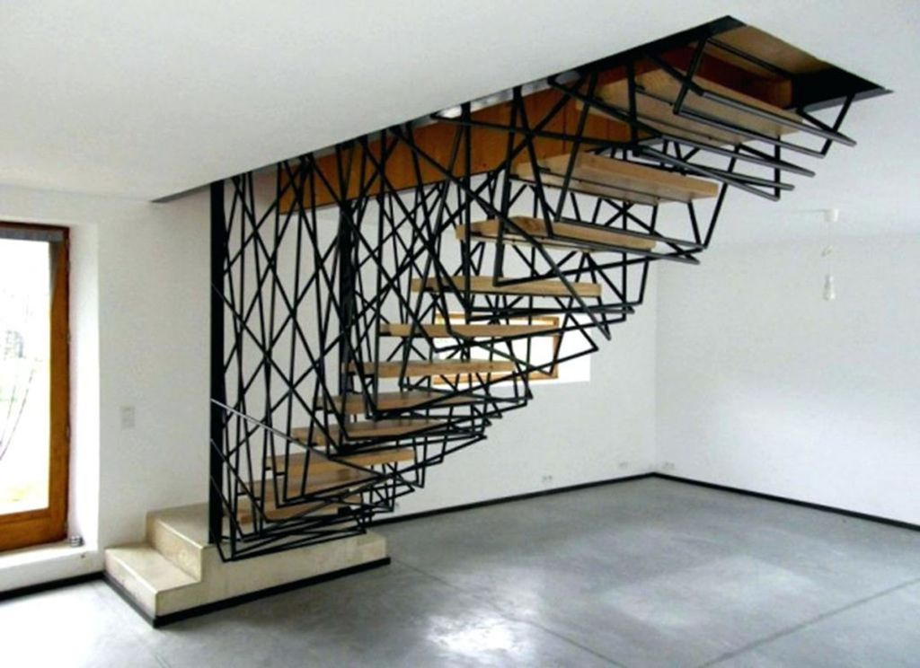 Stunning Wooden Stairs Design Ideas 04
