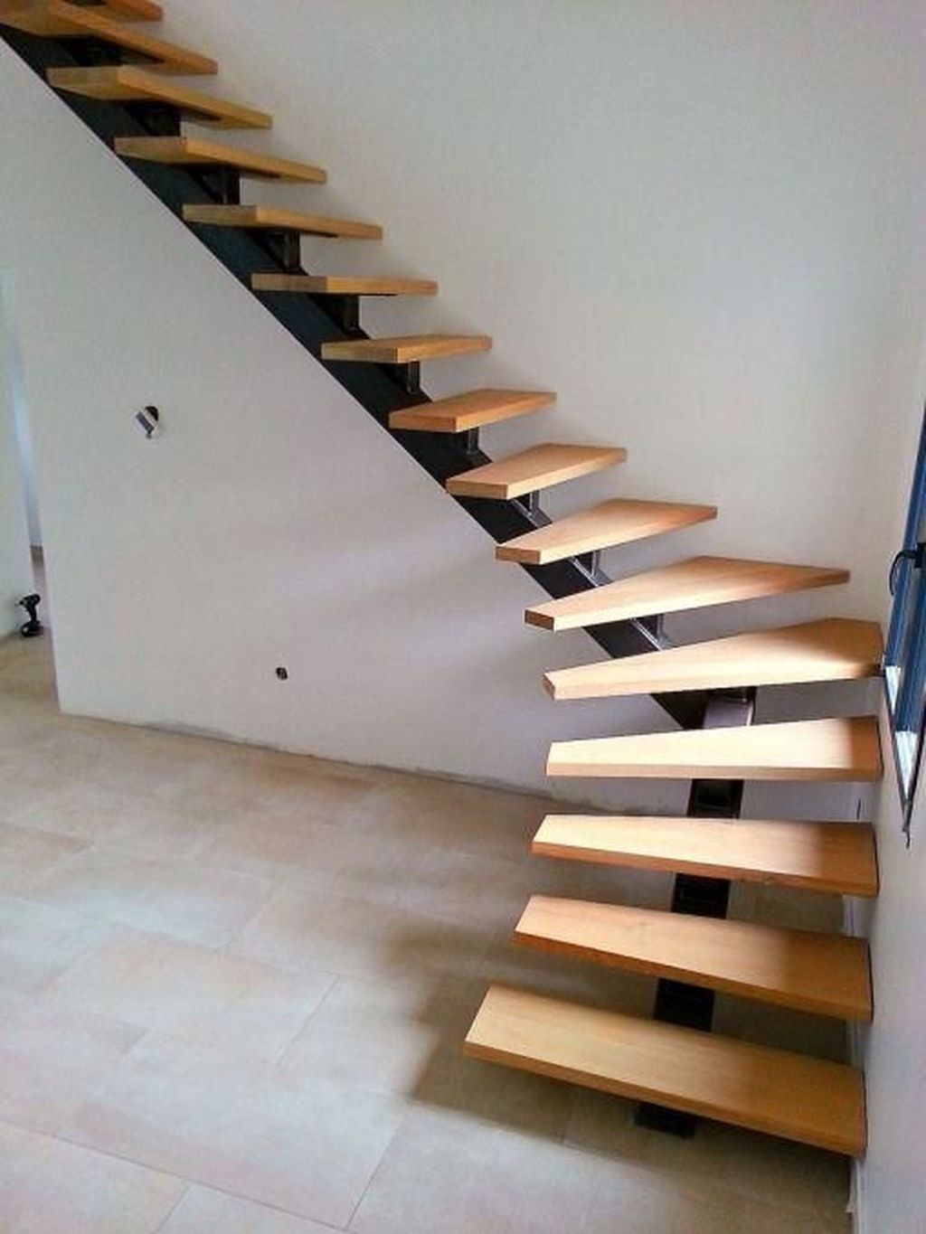 Stunning Wooden Stairs Design Ideas 09