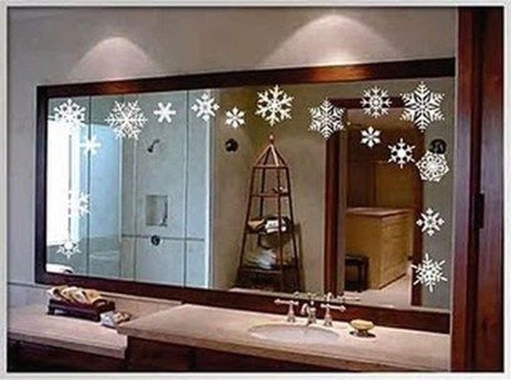 The Best Winter Bathroom Decor Ideas 08