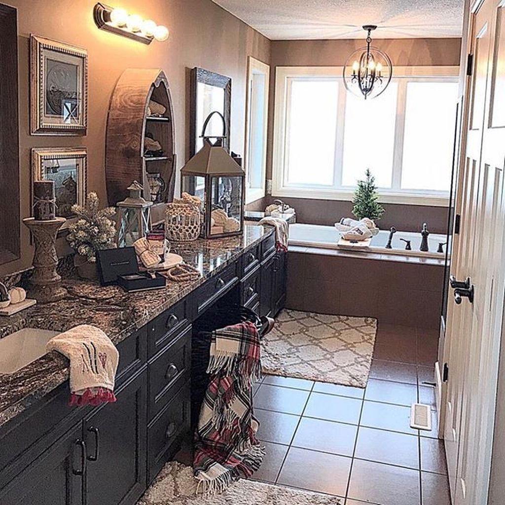 The Best Winter Bathroom Decor Ideas 25