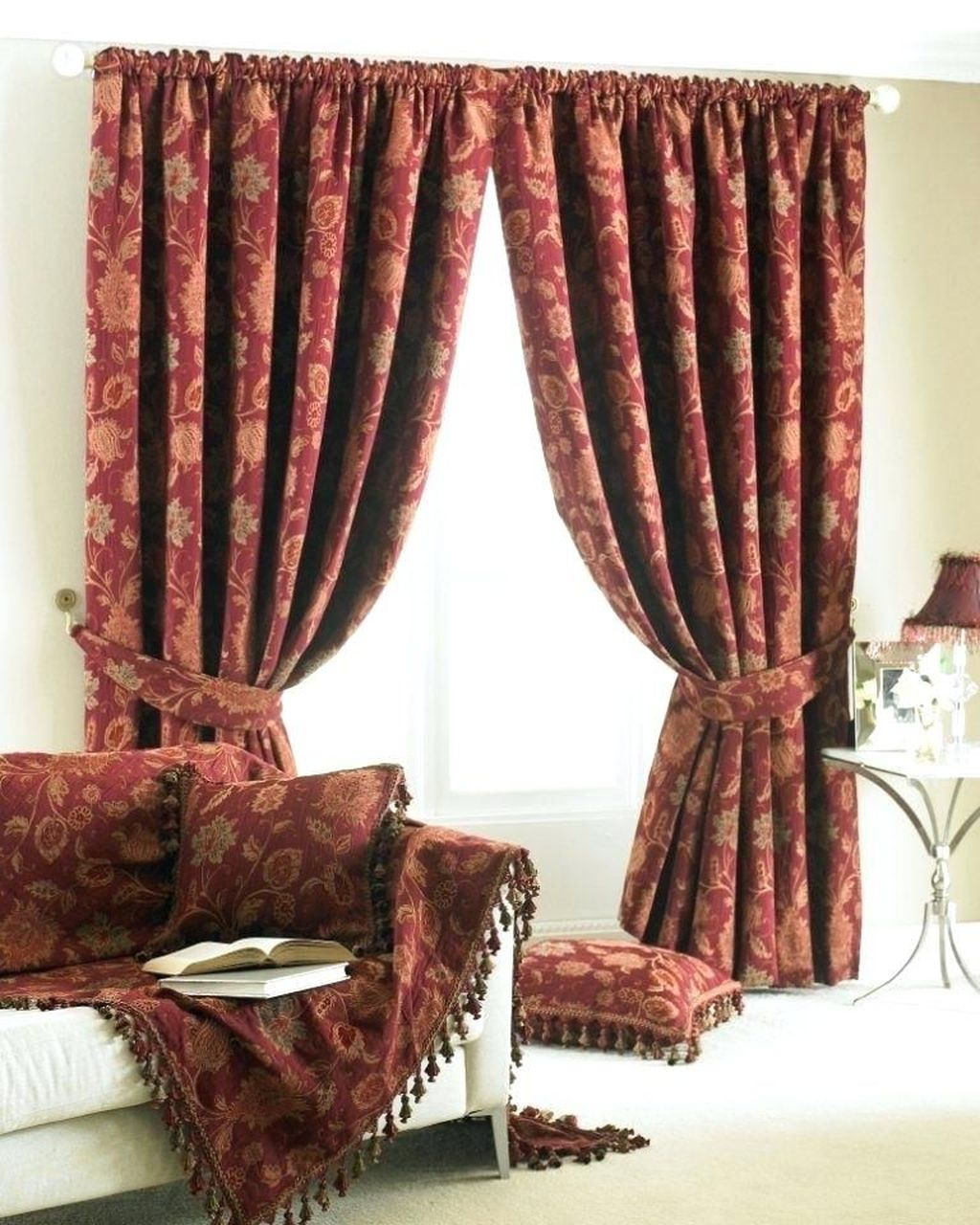 The Best Winter Curtains Ideas For Your Living Rooms 06