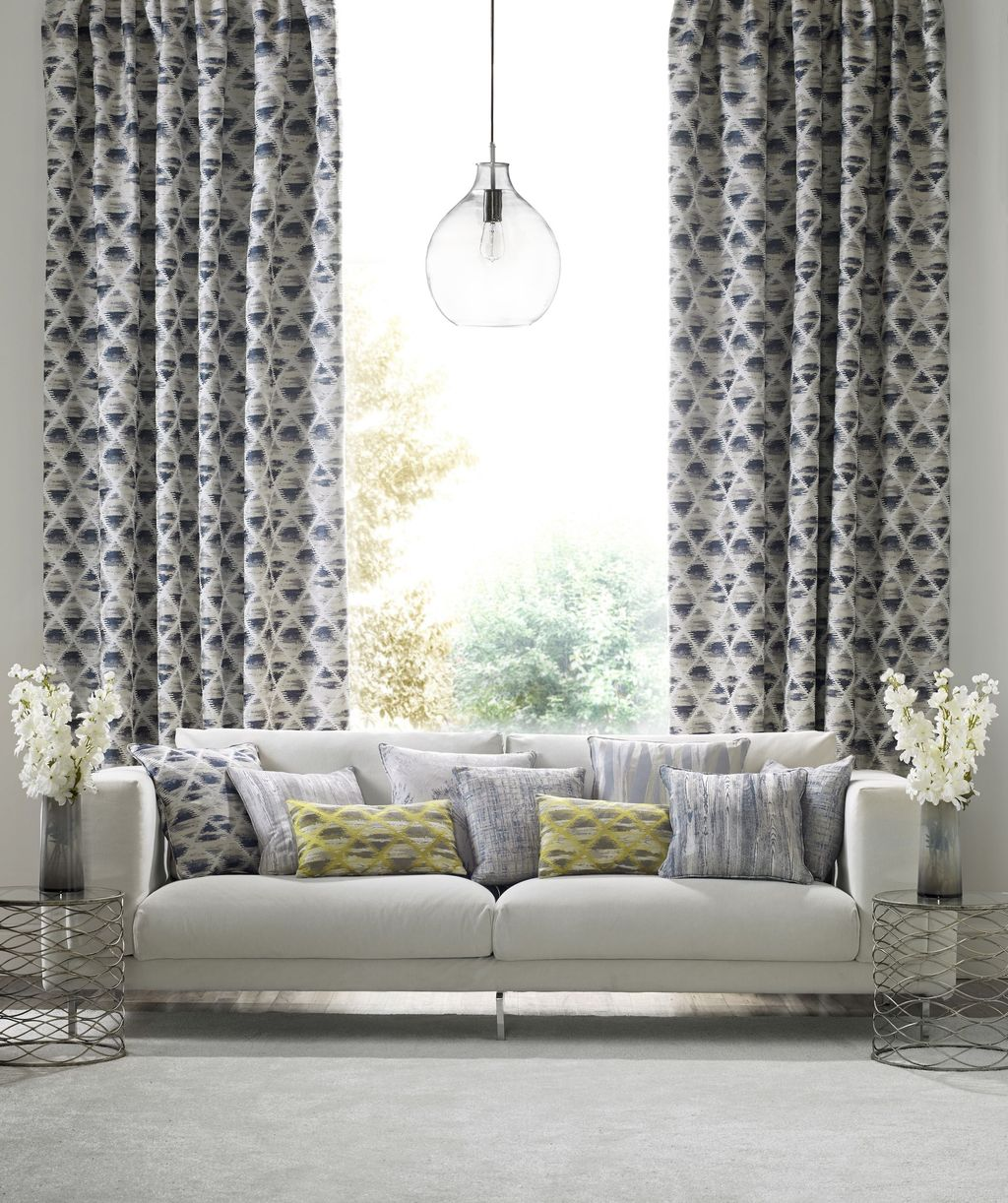 The Best Winter Curtains Ideas For Your Living Rooms 14