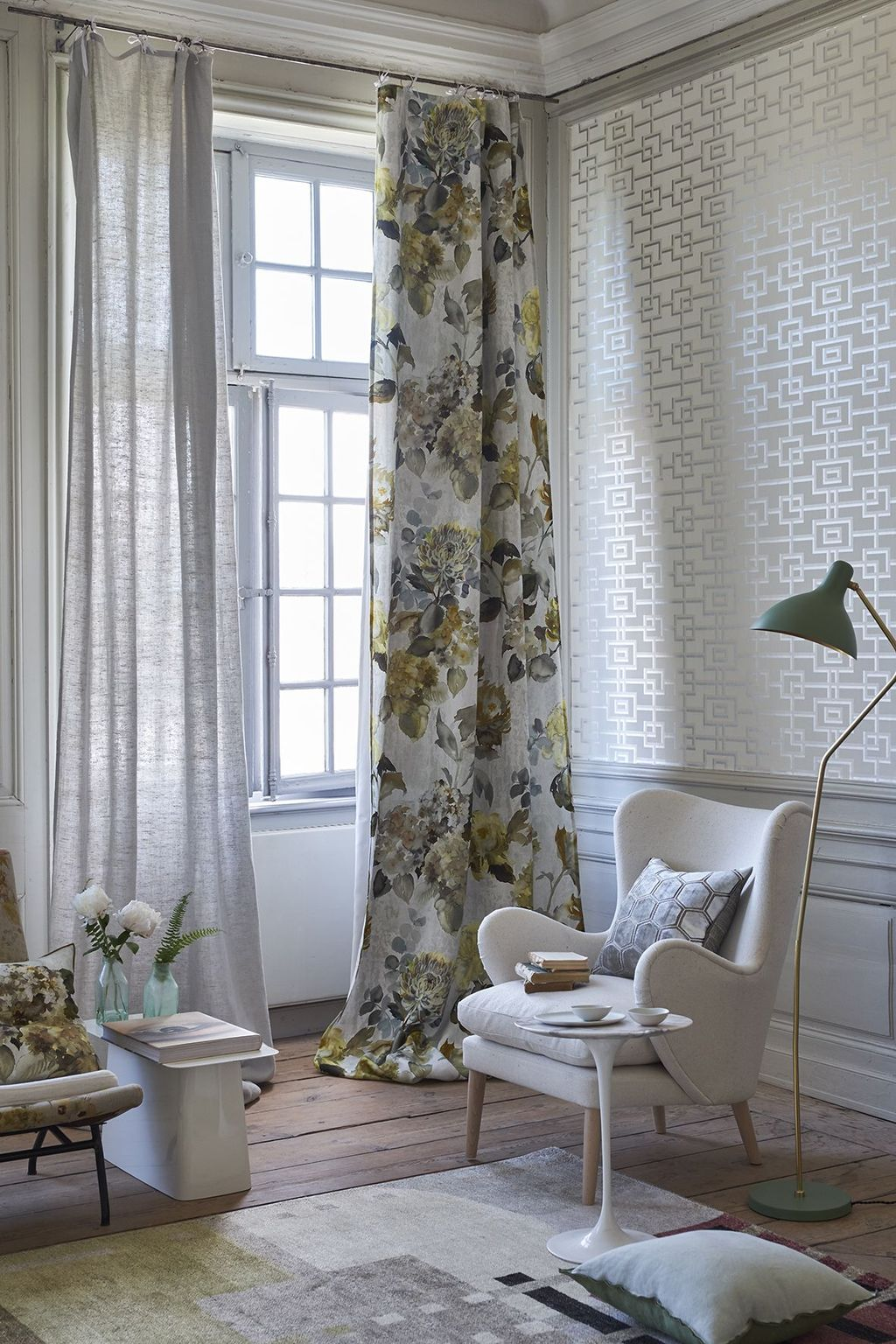 The Best Winter Curtains Ideas For Your Living Rooms 29