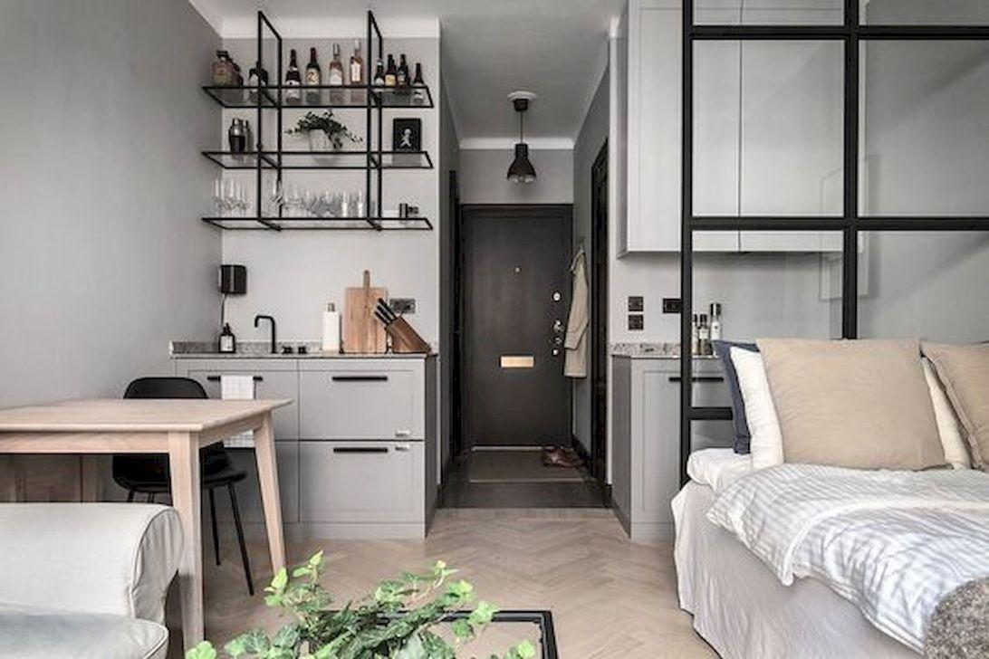 Amazing Studio Apartment Layout Ideas 06