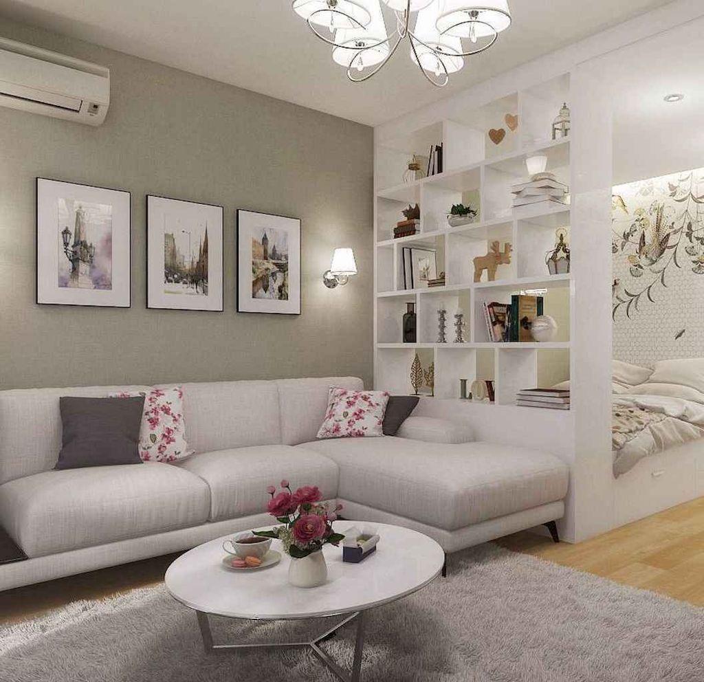 Amazing Studio Apartment Layout Ideas 07