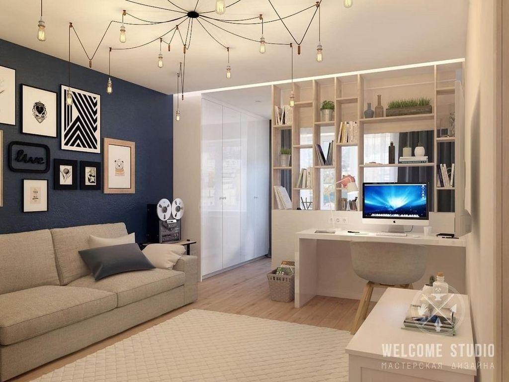 Amazing Studio Apartment Layout Ideas 09