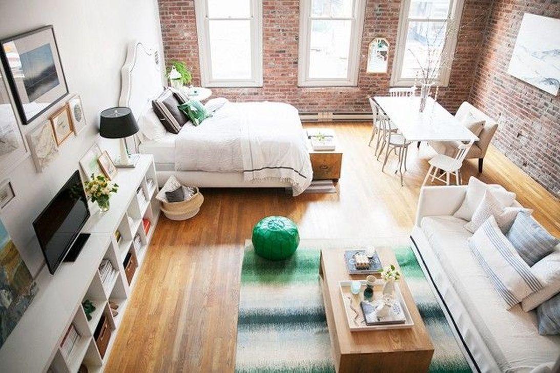 Amazing Studio Apartment Layout Ideas 22 1