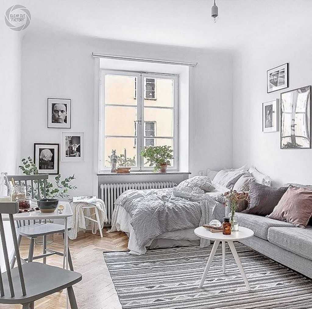 Amazing Studio Apartment Layout Ideas 31
