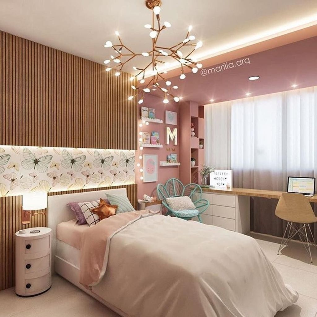Awesome Cottage Bedroom Decoration Ideas 09
