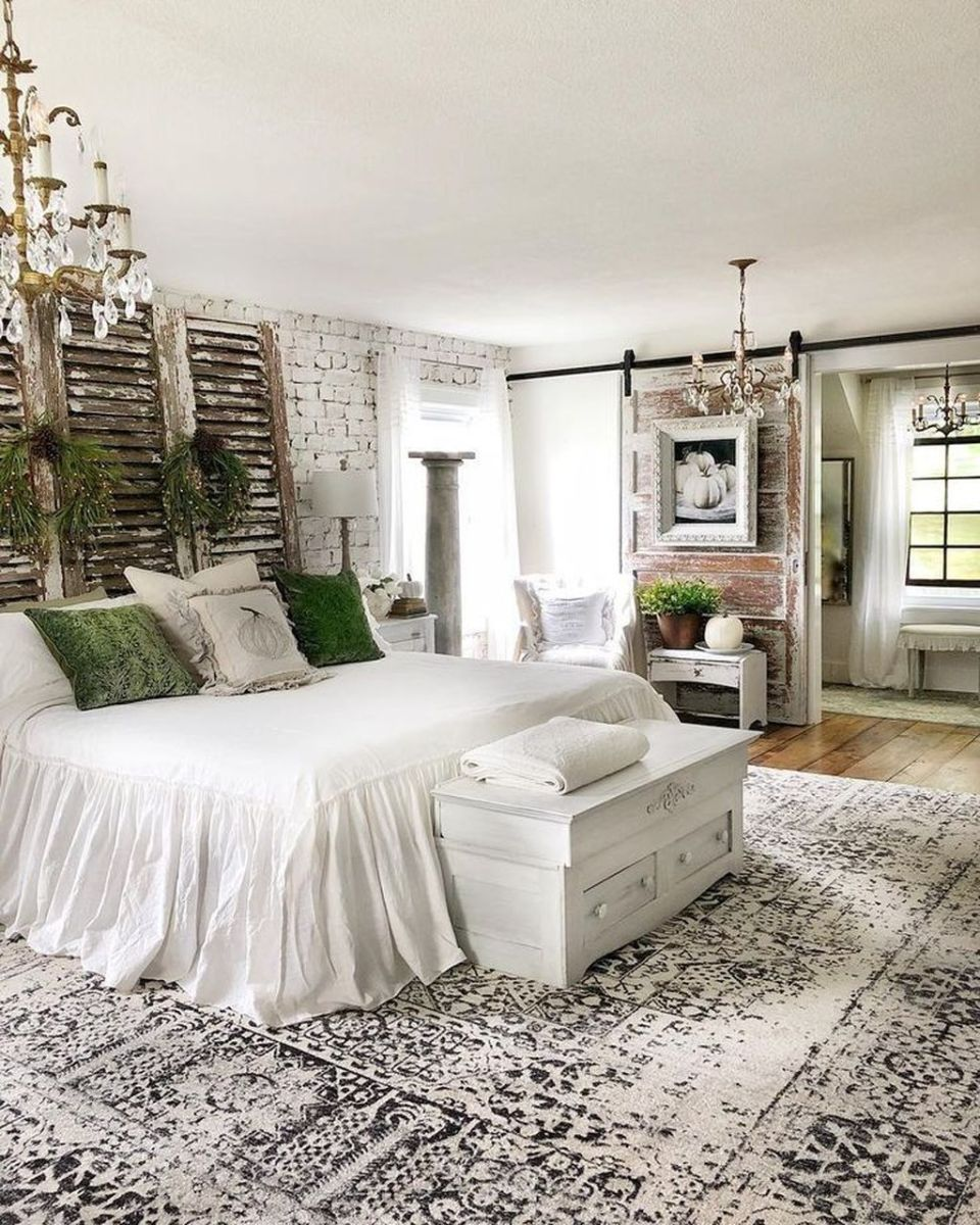 Awesome Cottage Bedroom Decoration Ideas 17