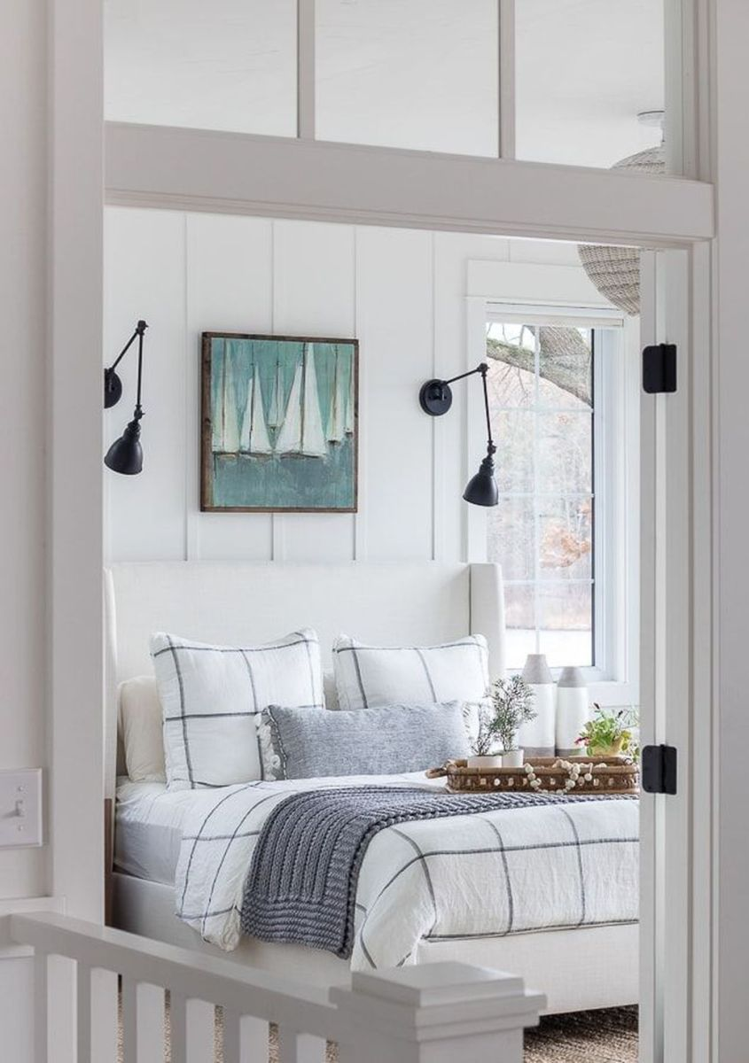 Awesome Cottage Bedroom Decoration Ideas 28