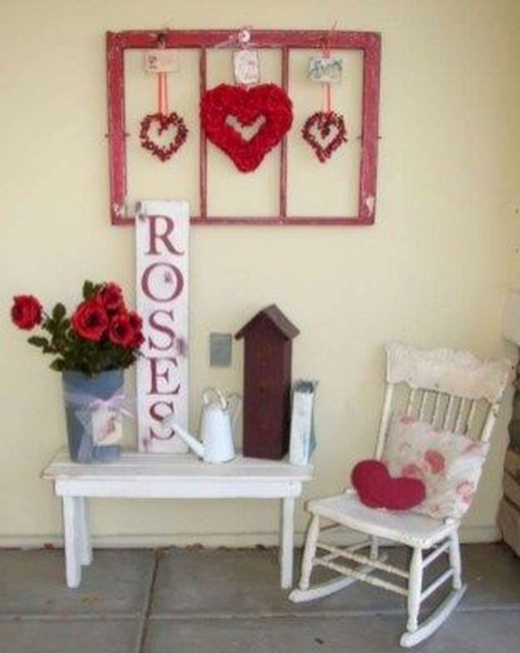 Awesome Valentines Day Porch Decor Ideas Which You Definitely Like 15