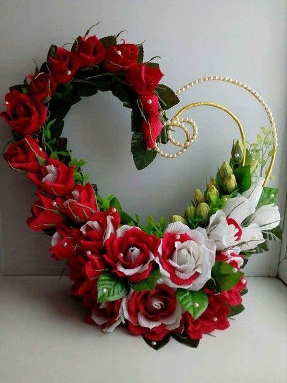 Beautiful Valentine Flower Arrangements That You Will Like 18