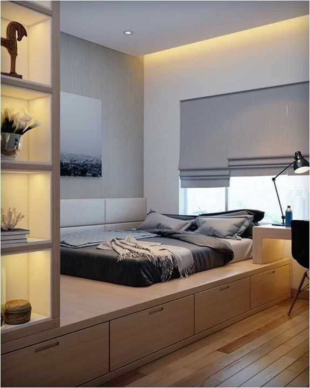 Fabulous Modern Minimalist Bedroom You Have To See 01