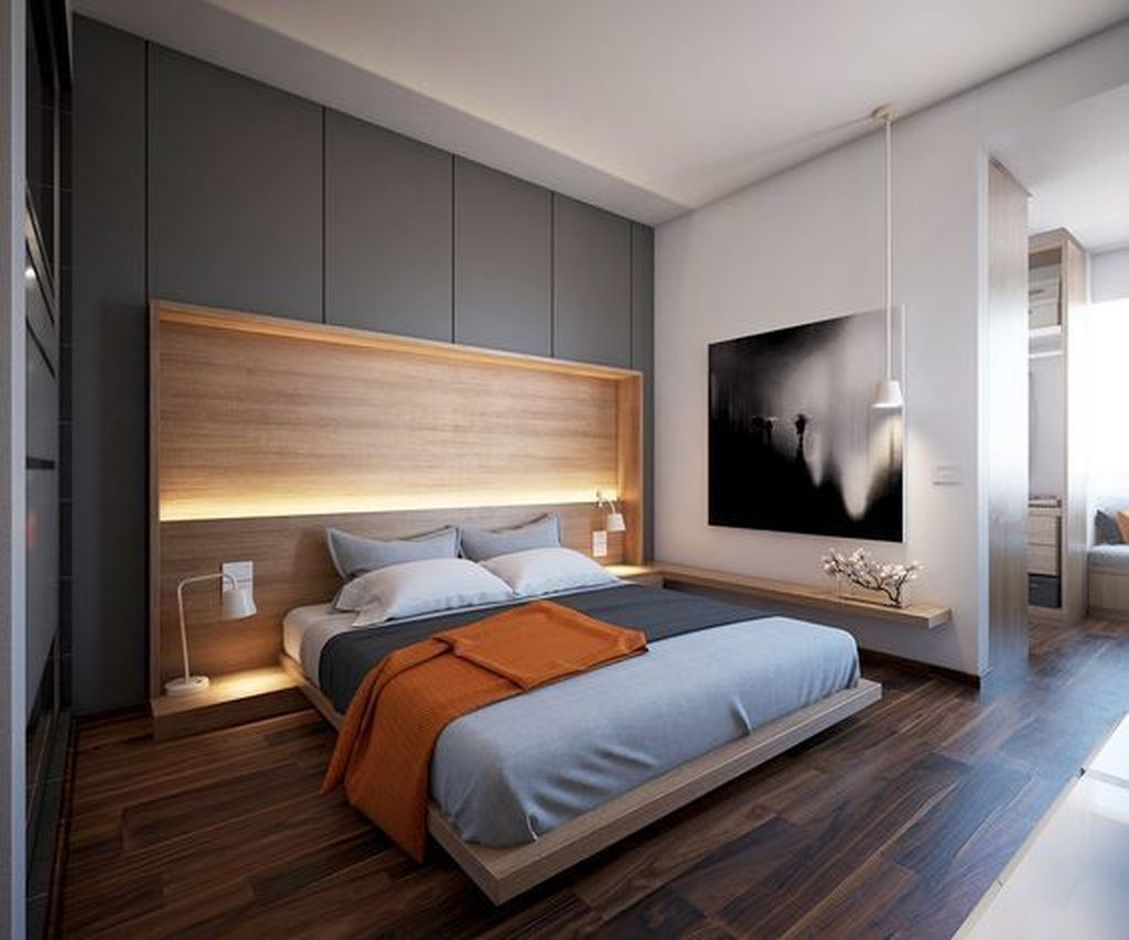 Fabulous Modern Minimalist Bedroom You Have To See 05