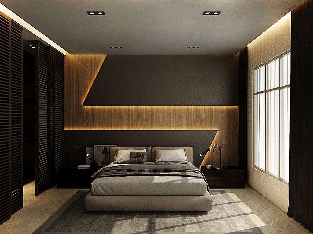 Fabulous Modern Minimalist Bedroom You Have To See 09